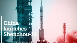 China successfully launches Shenzhou-12 spacecraft