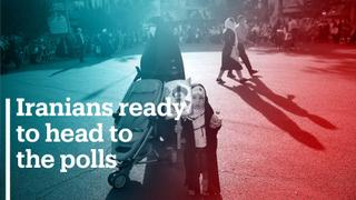 Iranians ready to head to the polls