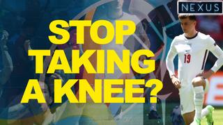Should England footballers stop taking a knee at Euro 2020?