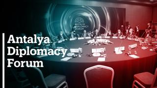 World leaders tackle global issues in Antalya
