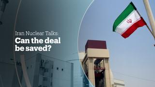 Iran nuclear talks: Can the deal be saved?