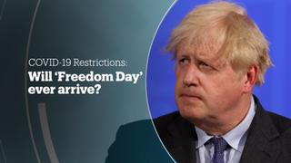 COVID-19 restrictions: Will 'Freedom Day' ever arrive?