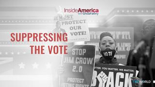 Suppressing the Vote | Inside America with Ghida Fakhry