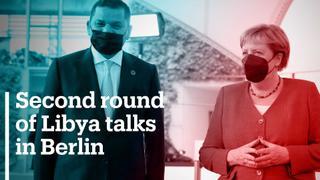 Second round of Libya talks held in Berlin