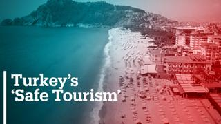 Turkey says it's safe for tourism in 2021