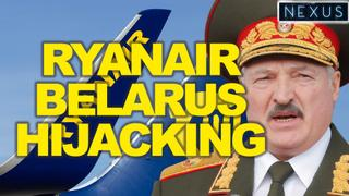 Ryanair plane hijacked over Belarus - what now?