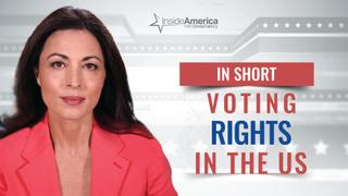 Voting Rights In The US | Inside America with Ghida Fakhry