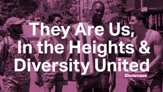 They Are Us   In the Heights   Diversity United