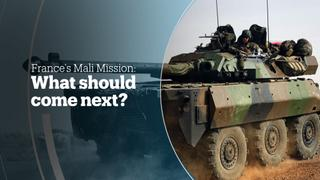 France's Mali Mission: What should come next?
