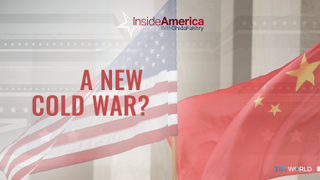 A New Cold War? | Inside America with Ghida Fakhry