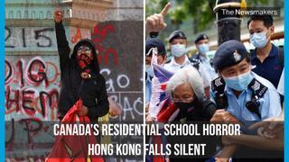 Canada's Brutal Past   Hong Kong's Future