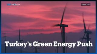 Turkey Looks to Expand Its Wind Energy Sector