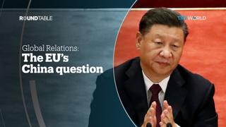 THE EU'S CHINA QUESTION