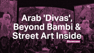 Arab 'Divas' in Paris | Beyond Bambi | Street Art Inside