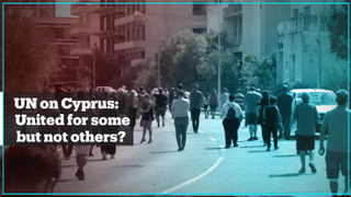 UN on Cyprus: United for some but not others?