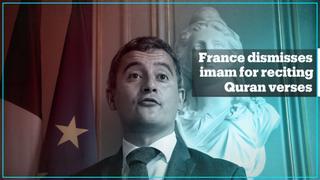 France dismisses imam for reciting Quran verses