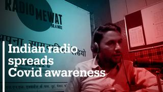 Radio plays key role in spreading Covid awareness in rural India