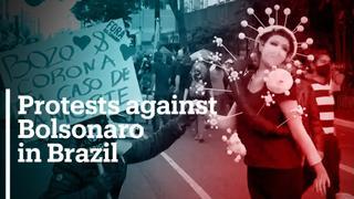 Protest movement against Brazil's Bolsonaro grows