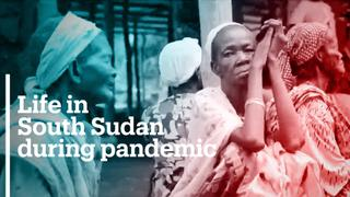 South Sudanese mothers struggle to make a living amid virus