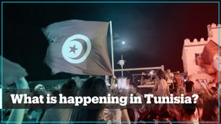 What is happening in Tunisia?