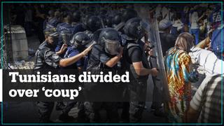 Why is Tunisia's president being accused of a 'coup'?