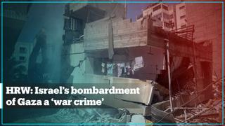 Israel violated laws of war during its bombardment of Gaza – HRW investigation