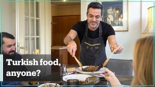 Meet Turkey's travelling chef: 'foodiebackpacker'