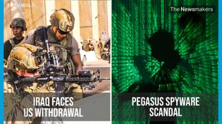 Another US Withdrawal   Spyware to Silence Dissent
