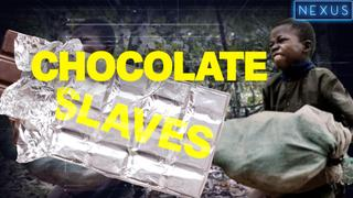 100%  of chocolate can be traced back to child labour...and worse