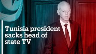 President dismisses head of national TV channel Wataniya