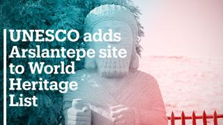 UNESCO adds Arslantepe site to World Heritage List