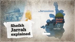 History of the Sheikh Jarrah neighbourhood