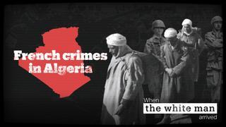 French crimes in Algeria