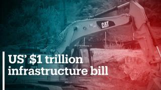 US Senators expected to okay $1T infrastructure bill