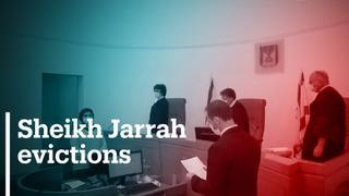 Israeli court delays verdict on Sheikh Jarrah