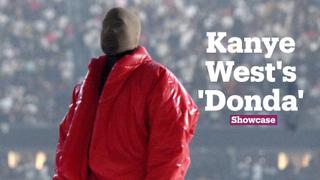 Kanye West's 'Donda' listening event in Atlanta