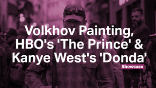 Kanye West's 'Donda' | Volkhov Painting | HBO's 'The Prince'