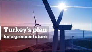 Turkey's action plan for a greener future