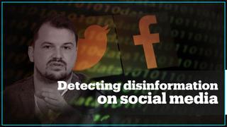 Detecting disinformation on social media