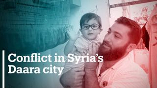 Daraa once more a flashpoint of Syrian conflict