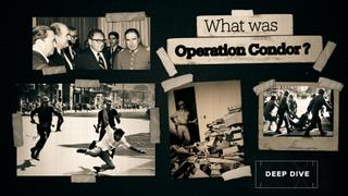 What was Operation Condor?