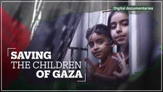 Saving the children of Gaza