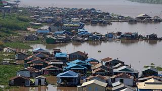 Chinese-built dam displaces Cambodian community after flood   Money Talks