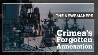 Has the World Forgotten Russia's Annexation of Crimea?