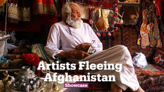 Artists Fleeing Afghanistan