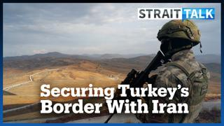 Turkey Ramps Up Security on Its Iranian Border to Stop Refugee Influx