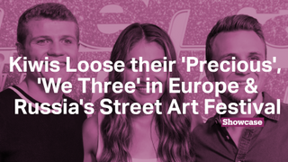 Kiwis Loose their 'Precious' | 'We Three' in Europe | Russia's Street Art Festival