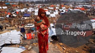 The Rohingya Crisis: A Timeline
