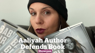 Aaliyah Author Defends Book