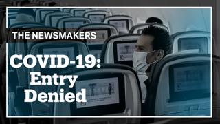 With COVID-19 Infections Rising, Is It Time to Re-impose Travel Restrictions?